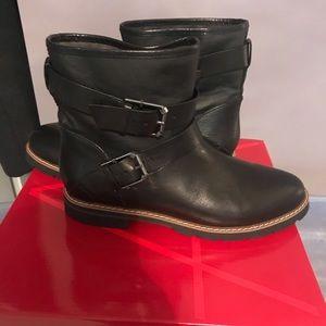 Aerosole black Leather Boots